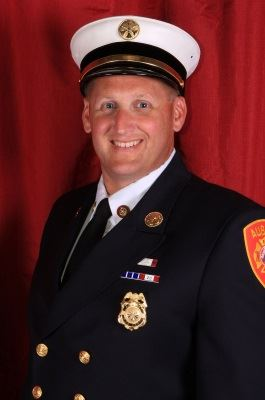 Deputy Chief Glenn Johnson