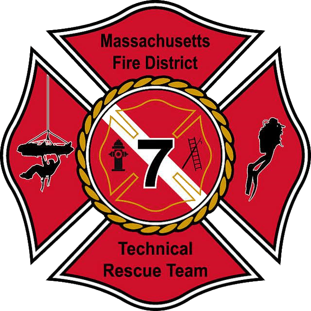 D7 Technical Rescue Team Logo